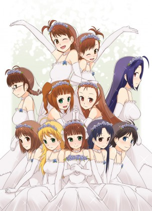 imas-girls-wedding-dress