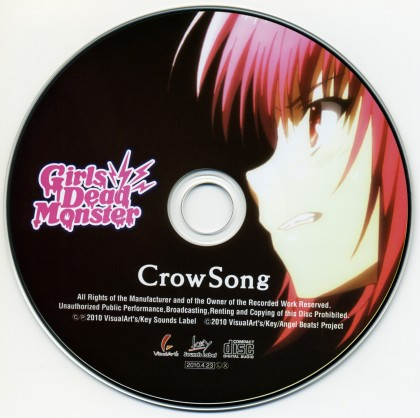 crow-song-cd