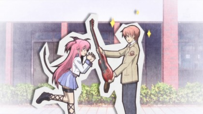 Angel Beats 10-1