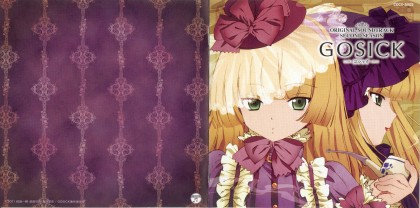 GOSICK Original Soundtrack Second Season