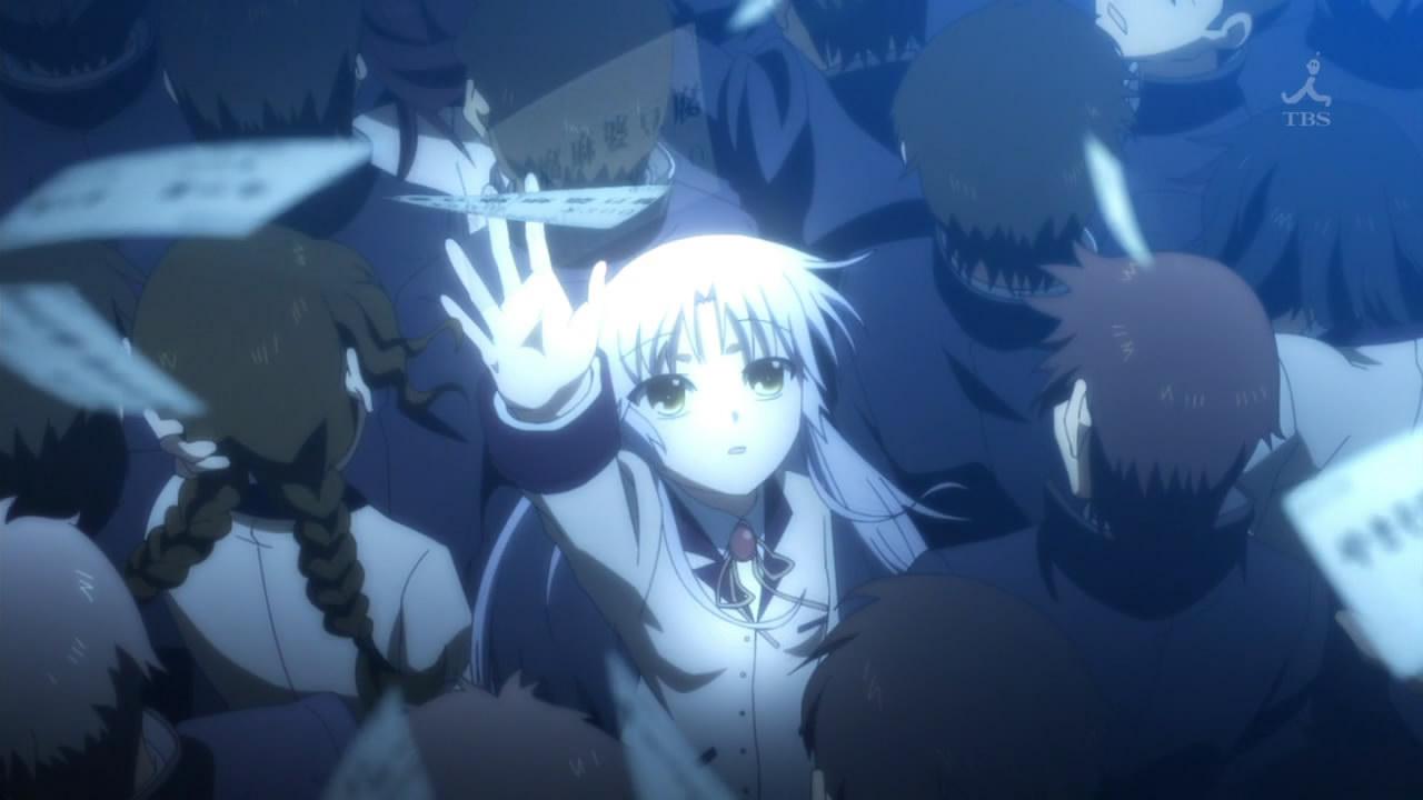 Angel Beats Op angel beats! episode 5: yuri you bully | リリカル☆スパーク!